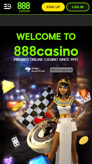 888Casino iOS & Android mobile devices