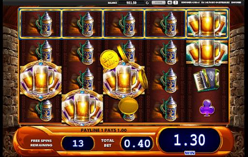 Bier Haus Slot Machine - How to Play