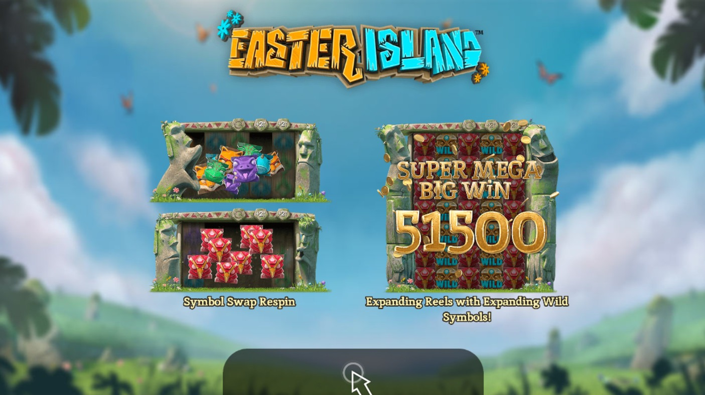 Easter Island Slot Game Symbols and Winning Combinations