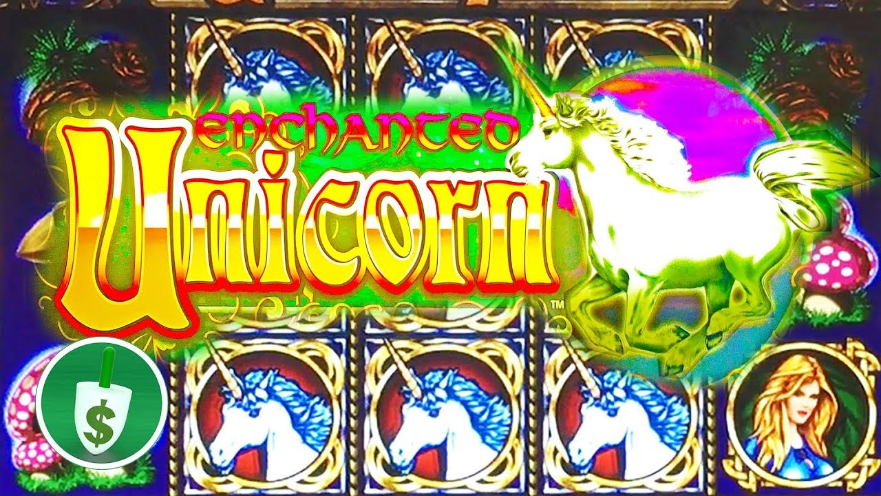 Enchanted Unicorn Slot Machine - How to Play