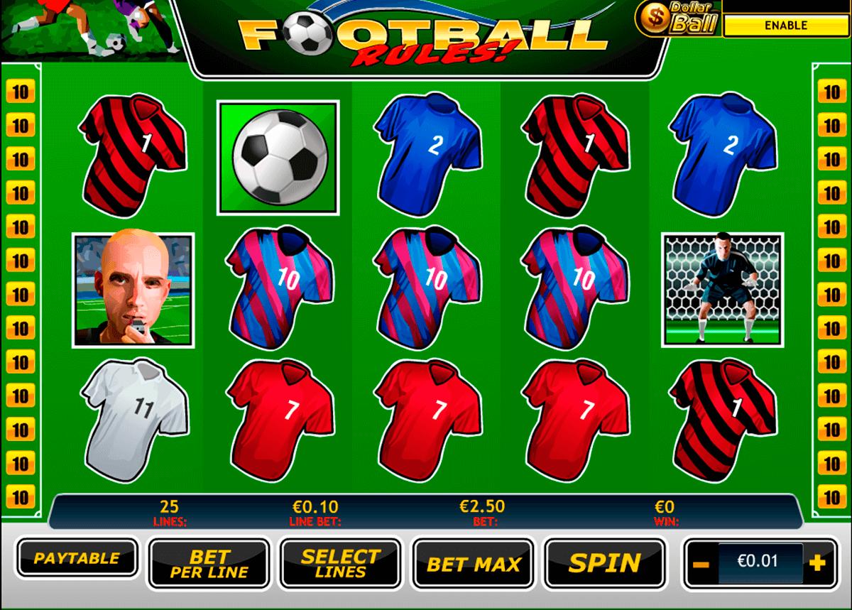 Football Slot Game Symbols and Winning Combinations