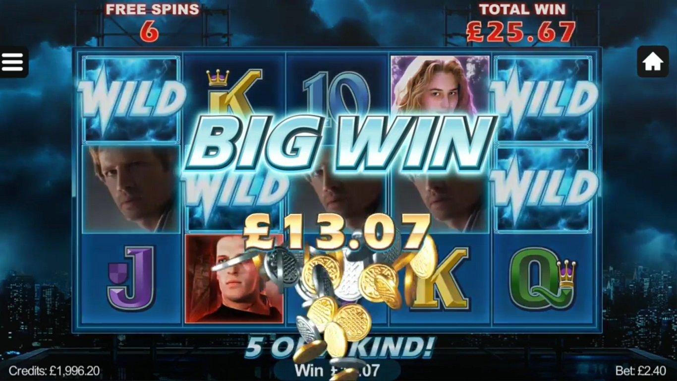Highlander Slot Machine - How to Play