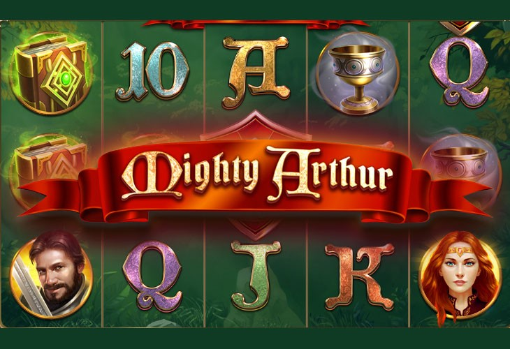 Mighty Arthur Slot Game Symbols and Winning Combinations