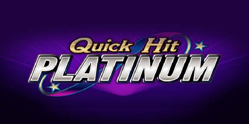 Quick Hit Platinum Slot Review