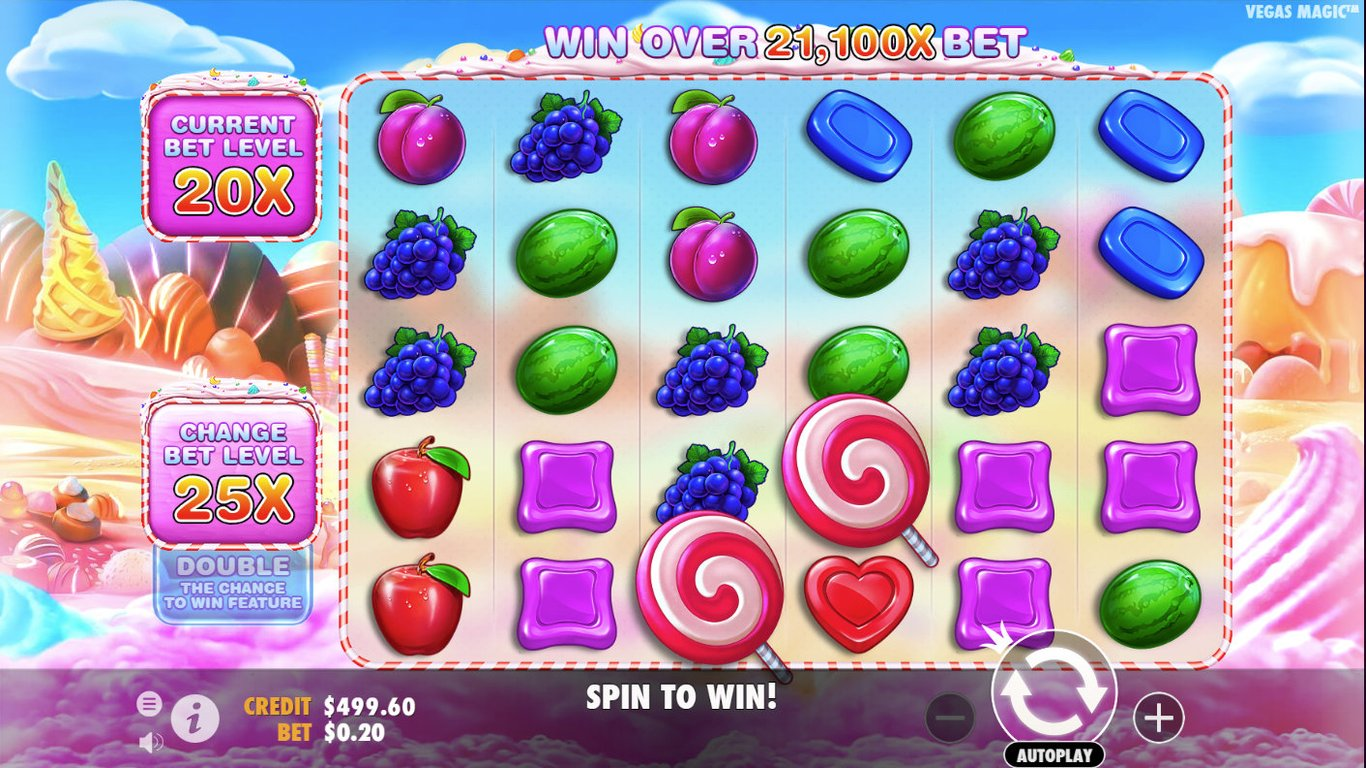 Sweet Bonanza Slot Machine - How to Play