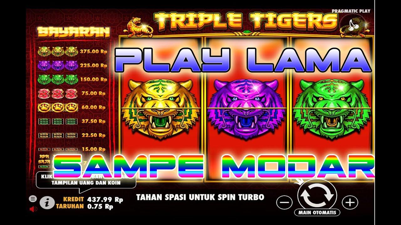 Triple Tigers Slot Machine - How to Play