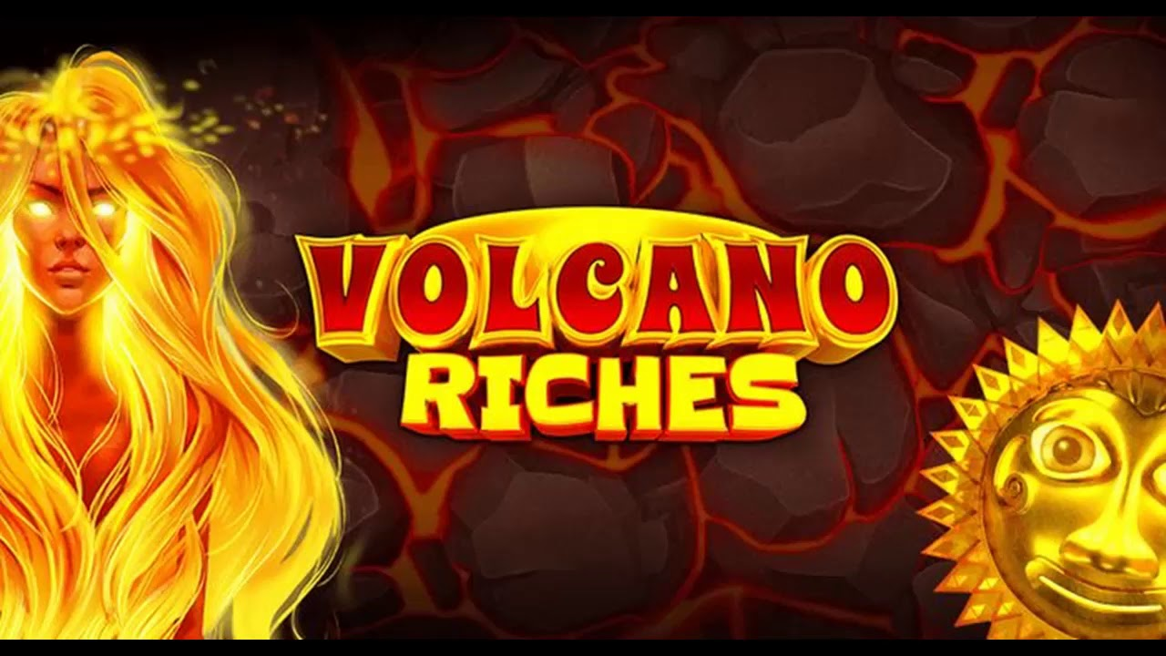 Volcano Riches Slot Game Symbols and Winning Combinations