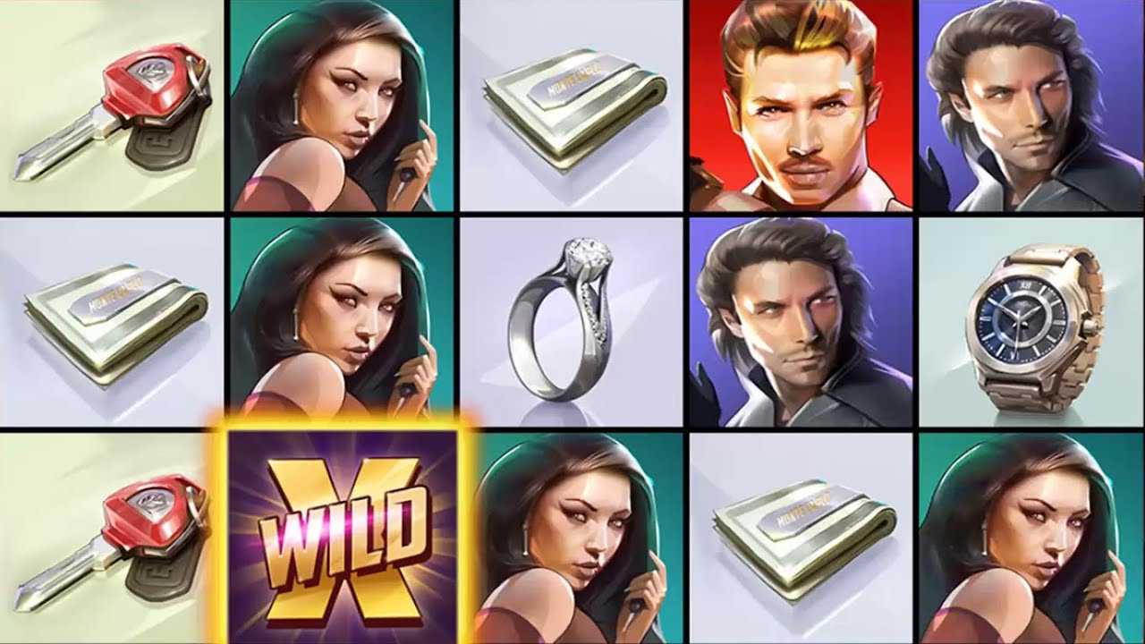 Wild Chase Slot Game Symbols and Winning Combinations